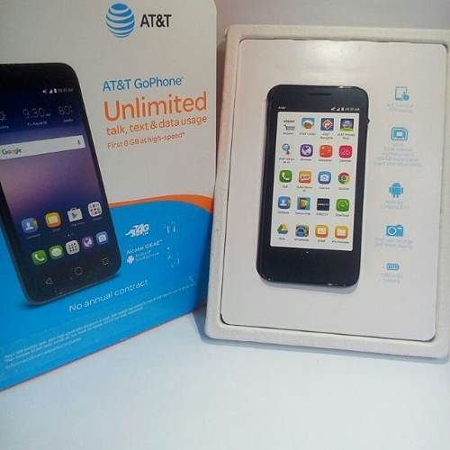 Telefono Celular Alcatel Ideal 4g Android Nuevos Liberados
