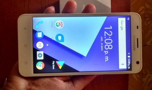 Telefono Celular Android Hyundai E551 Lite Nuevo