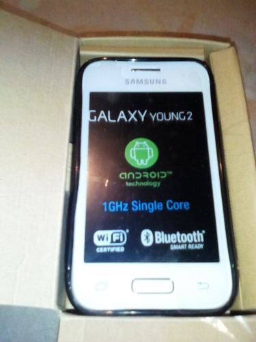 Telefono Celular Androide Samsung Galaxy Young2