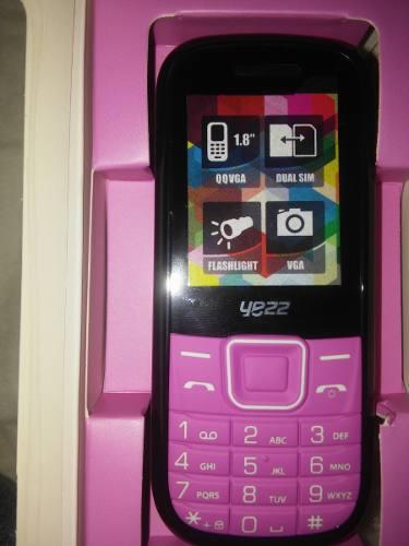 Telefono Celular Yezz C21 Dual Sim Liberados Nuevos