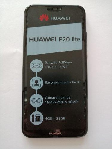 Telefono Huawei P20 Lite 4gb Ram 32gb Rom