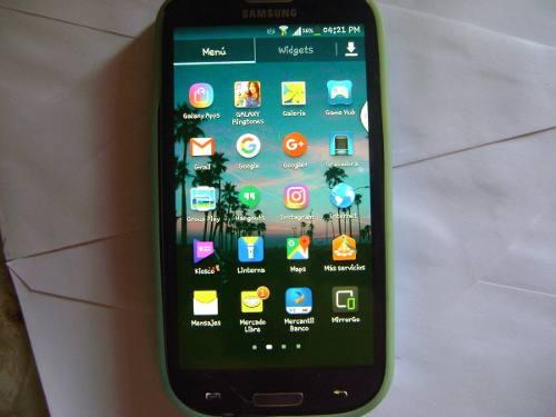 Telefono Samsung Galaxy S3 Grande Modelo Gt-