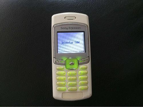 Teléfono Celular Sony Ericsson T290i De Chip Digitel