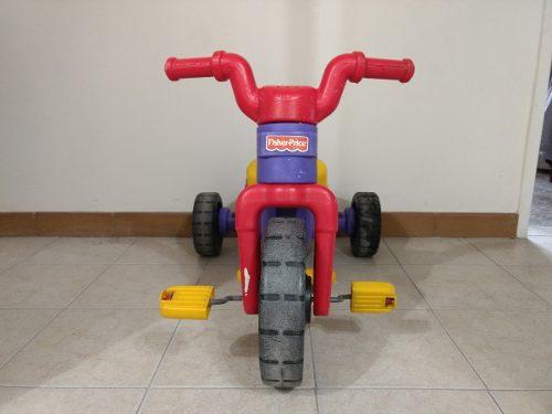 Triciclo Fisher Price, Tres Posiciones Para Niños 1 1/2 A 5