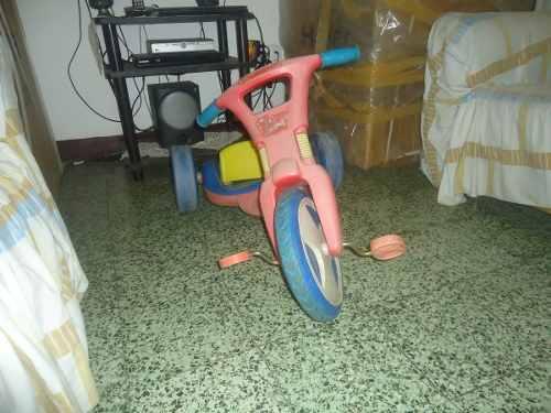 Triciclo Para Niños (unisex) De 2 A 7 Años