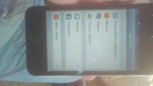 Vendo Ipod 4ta Genaracio De 64gb