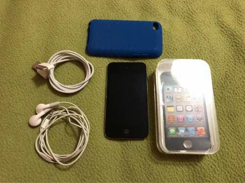 Vendo Ipod Touch 4ta Generación De 8gb (leer Descripción)