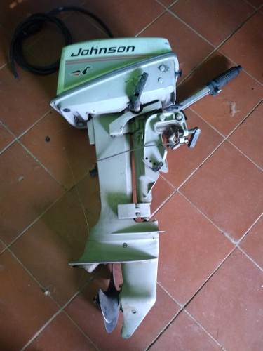 Motor Jhonson Fuera De Borda