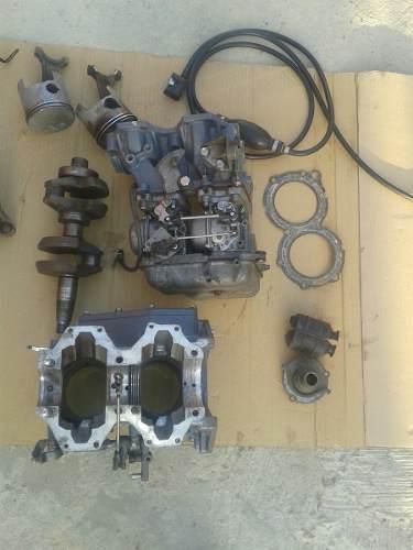 Motor Yamaha 48hp Fuera De Borda Para Respuesto.