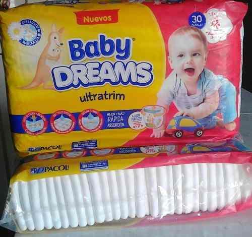 Pañales De Tela Ecológicos Para Bebes De 30 Unidades