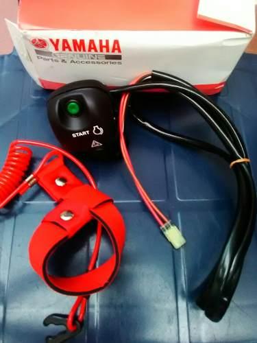 Swichera Acelerador, Tapa Frontal, Moto De Agua Yamaha