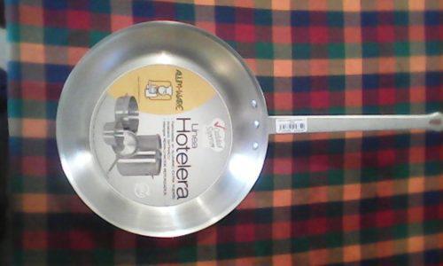 2 Sartenes De Aluminio 30 Cm Alum Ware