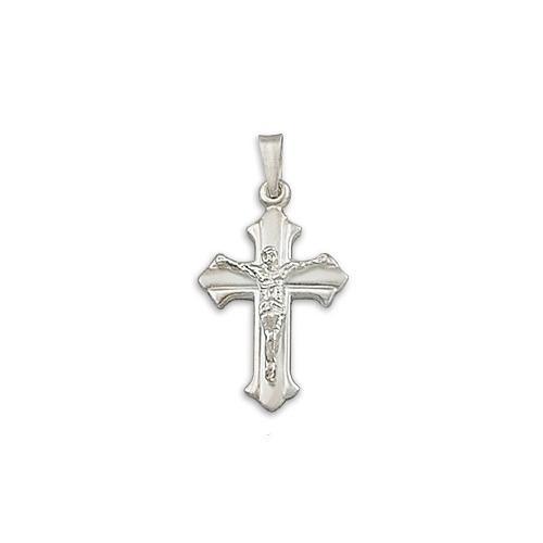 Cruz Con Cristo De Plata 925 Cód. 21 ¡ Garantizado !