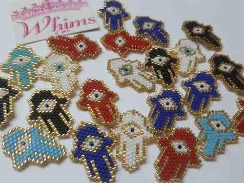 Dijes Miyuki Original Delicas Mostacilla Pulsera Collar