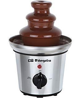 Fuente De Chocolate Pequeña Eurochef 3 Niveles. Nueva De
