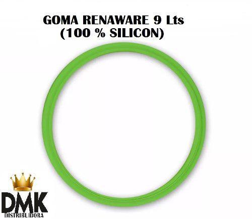 Goma De Olla De Presión Rena Ware 9 Litros Silicon Original