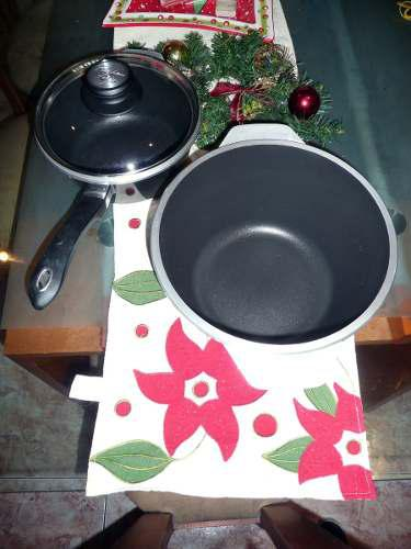Juego De 2 Ollas Kitchen Fair 150d
