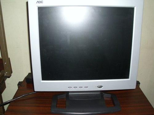 Monitor Lcd Aoc 17
