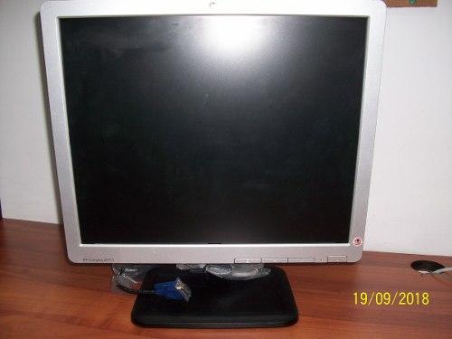 Monitor Lcd De 17 Hp Compaq Le