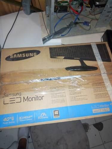 Monitor Led Samsung 19 Pul Full Hd Nuevo