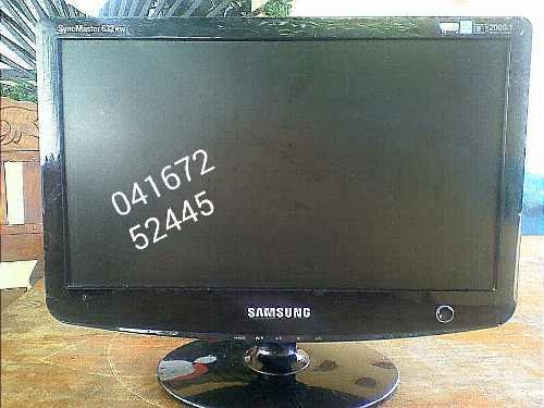 Monitor Samsung Lcd 16 Pulgadas Perfectas Condiciones
