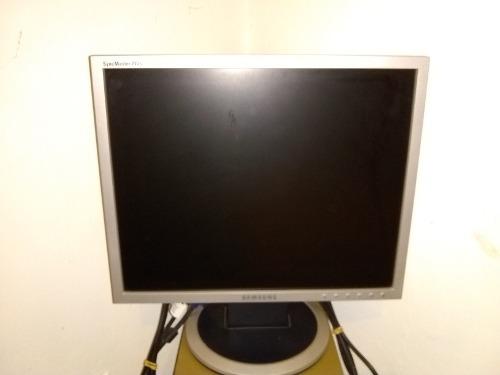 Monitor Samsung Mod. Syncmaster 740n En Excelente Estado.
