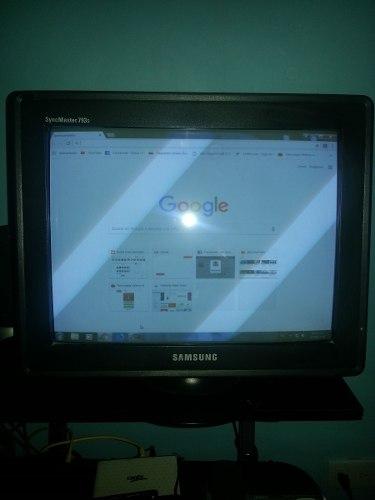 Monitor Samsung Syncmaster De 17 Pulgadas