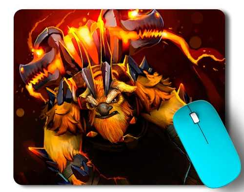 Mouse Pad Gamer Dota 2 Dragon Knight Juggernaut Heroes