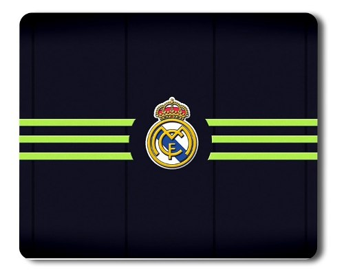 Mouse Pad Real Madrid Barcelona Juventus Valencia Chelsea