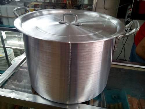 Olla Mondonguera Zenit 20 Litros De Aluminio Fuerte