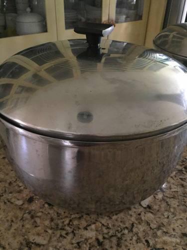 Olla Rena Ware King Cooker 12 Litros Mondonguera Original