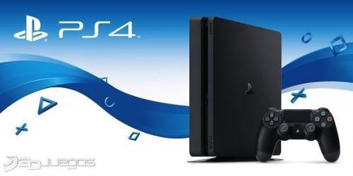 Playstation 4 Ps4 Slim 500 Gb Originales + Control + Juego