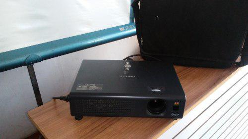 Proyector Viewsonic Pj400 Con Pantalla Y Lampara Nueva