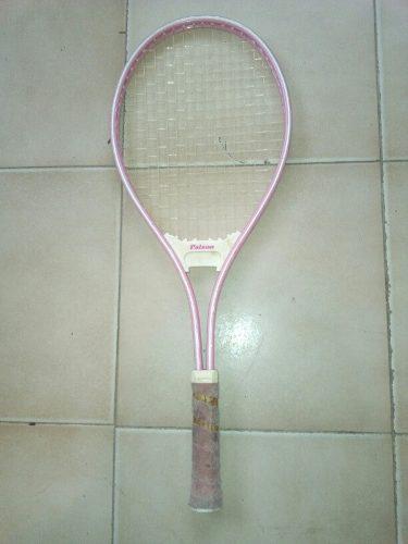 Raqueta De Tenis, Para Niños, Esta Usada En Muy Buen