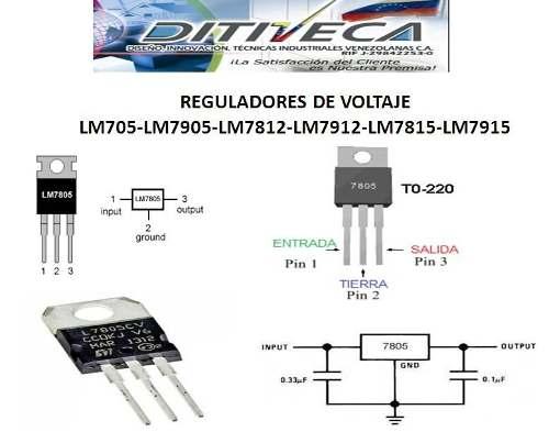 Regulador De Voltage