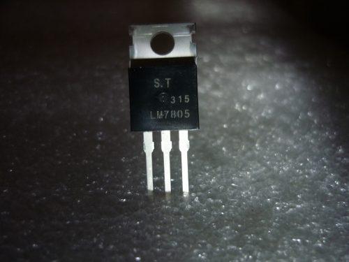 Regulador De Voltaje Lm - Nuevo