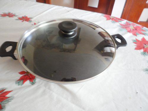 Sarten Paellera Icook De Amway