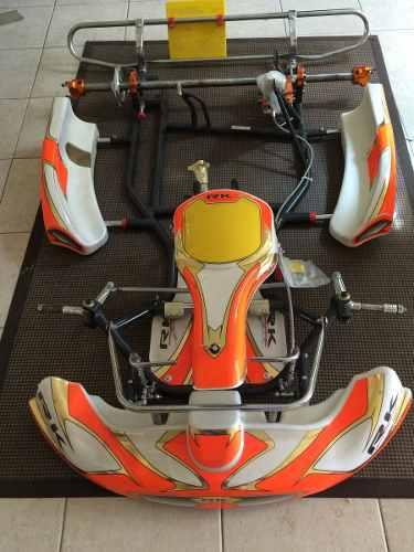 Se Vende Chasis Para La Práctica Del Karting Marca Birel Rk