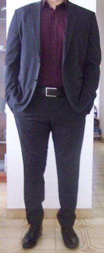 Traje Para Caballero Marca Zara
