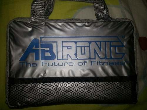 Abtronic Original Con Bolso.