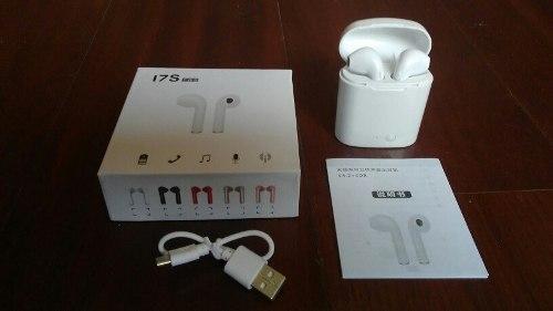 Audifonos Inalambricos Bluetooth I7
