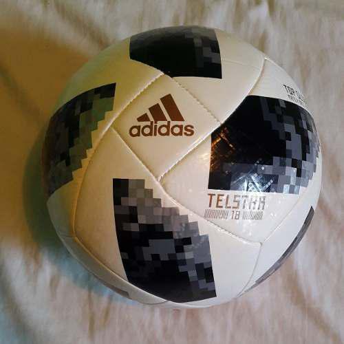 Balón Futsala adidas #4 Mundial Russia 2018 Bote Bajo