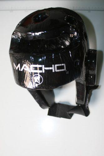 Casco De Kenpo Karate Macho 100% Operativo Y + Publicaciones