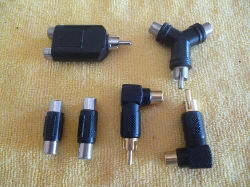 Conector / Adaptador Audio