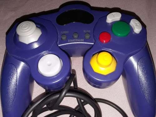 Control De Gamecube Wii Mod Rvl001