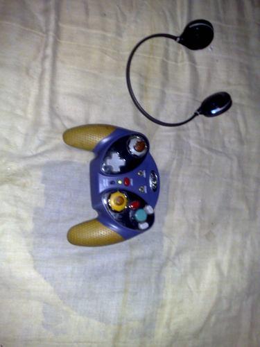 Control Gamecube Inalambrico Con Vibracion