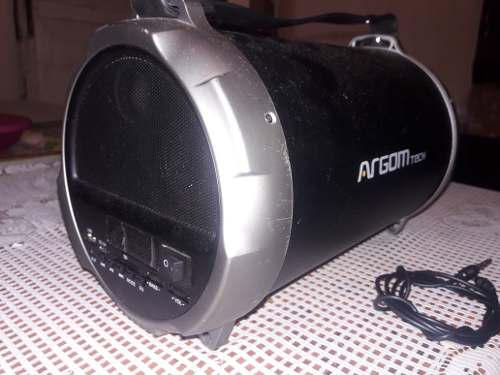 Corneta Portatil Bluetooth Argom