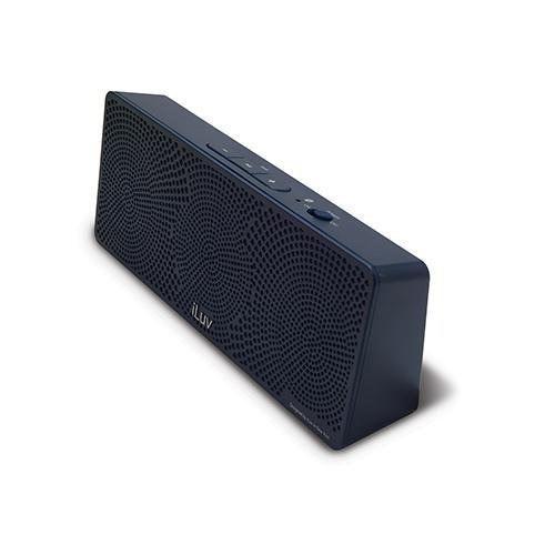 Corneta Portatil Bluetooth Iluv Mobi