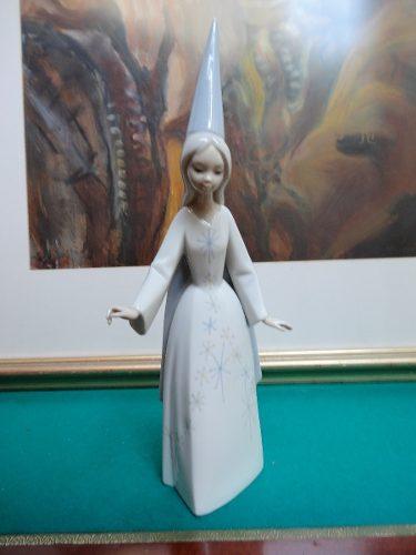 Figura En Porcelana Lladró Hada (sin Varita)