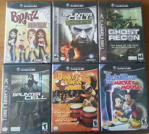 Juegos De Gamecube Originales Cambio